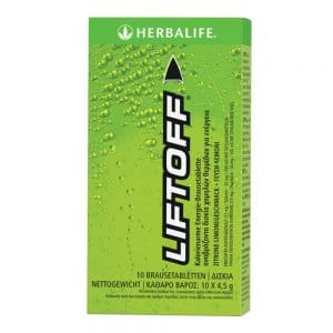 Lift Off® Herbalife Αναβράζον Ενεργειακό Ποτό Λεμόνι