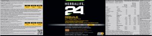 ετικέτα Rebuild Strength Herbalife24