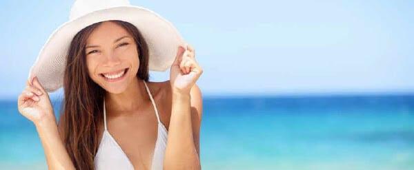 Skin herbalife summer