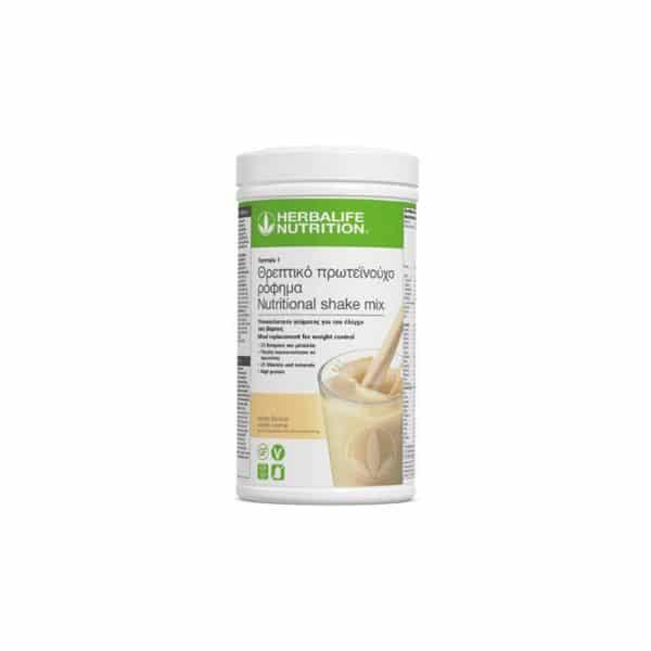 Threptiko-Proteinoucho-Rofima-Herbalife-Formula1-Vanilla