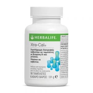 Συμπλήρωμα Ασβεστίου Xtra-Cal® Herbalife