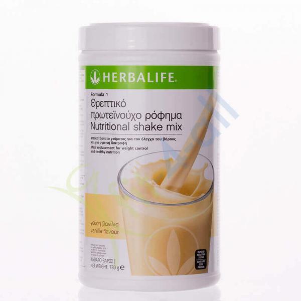 Formula 1 herbalife Nutrition - Θρεπτικό πρωτεϊνούχο ρόφημα